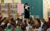 Violeta Monreal despierta la imaginación de los más pequeños
