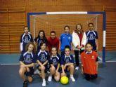 El pasado miércoles dieron comienzo las actividades de deporte escolar para el curso 2011-2012, en la categoría alevín