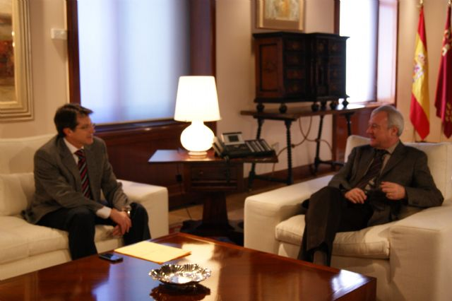 La Semana Santa de La Hoya contará con el Presidente de la Región de Murcia, Ramón Luís Valcárcel, como pregonero - 1, Foto 1