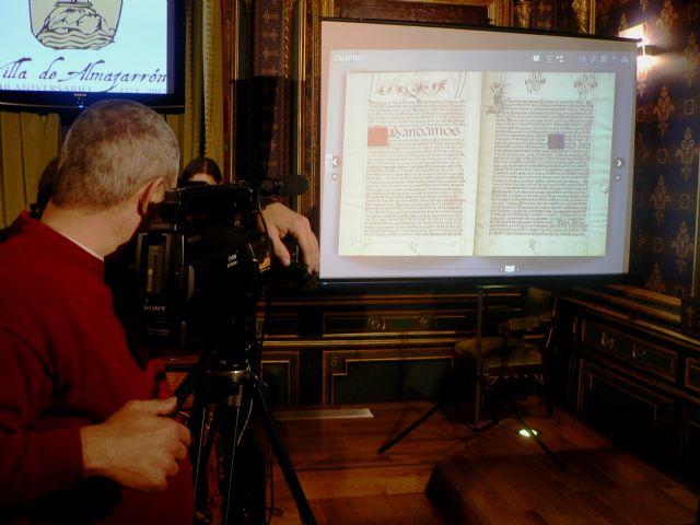 La historia de Mazarrón llega al formato de libro digital - 1, Foto 1