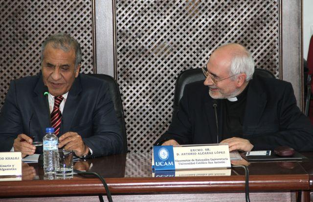 Masood Khalili: Debemos colaborar unidos en la reconstrucción de Afganistán - 1, Foto 1