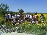 La concejalía de Deportes organiza cinco nuevas rutas de bicicleta de montaña
