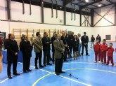 El nuevo pabellón deportivo en Lobosillo completa la oferta de infraestructuras en las pedanías murcianas