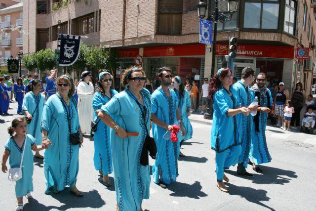 Tres días de fiesta y convivencia por el Medio Año Festero de Moros y Cristianos del Corpus y Virgen de la Salud de Archena - 1, Foto 1