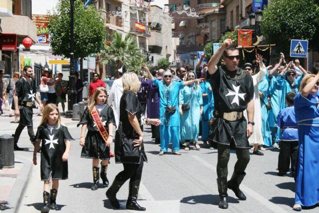 Tres días de fiesta y convivencia por el Medio Año Festero de Moros y Cristianos del Corpus y Virgen de la Salud de Archena - 2, Foto 2