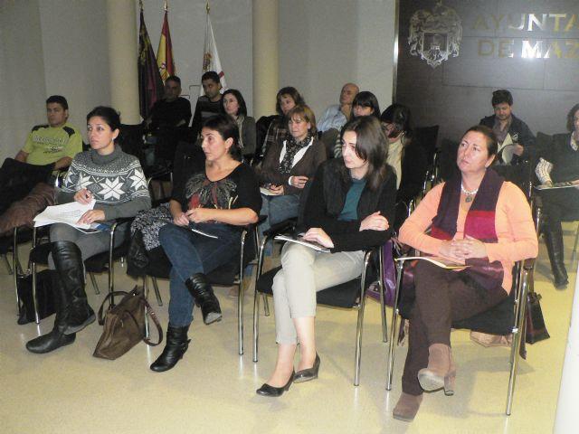 La Junta de Gobierno Local aprueba un programa formativo empresarial de inserción laboral - 2, Foto 2