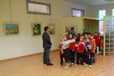 Los escolares del colegio 'San José' torreño, de visita cultural