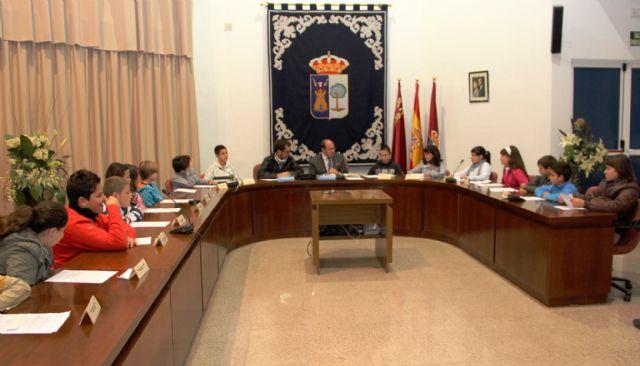 Se creará el Consejo Infantil en Puerto Lumbreras - 1, Foto 1