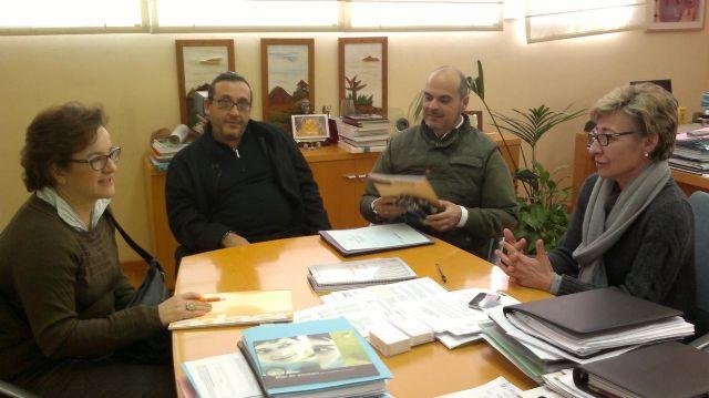 El Ayuntamiento apoya la iniciativa de Adaer de crear un Centro Intengral en el municipio - 1, Foto 1