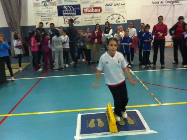 Los colegios Manuela Romero y Bahía representantes municipales para las jornadas de atletismo alevín - 2, Foto 2