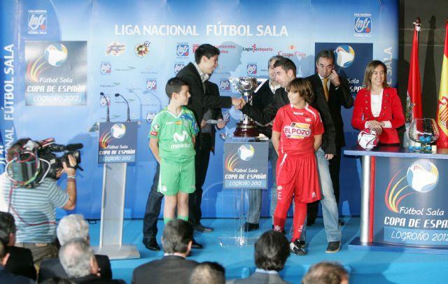 Horarios Copa de España en Logroño del 8 al 11 de marzo - 1, Foto 1