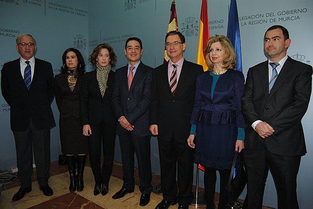 José Gabriel Ruiz tomó posesión como secretario general de la Delegación del Gobierno - 1, Foto 1