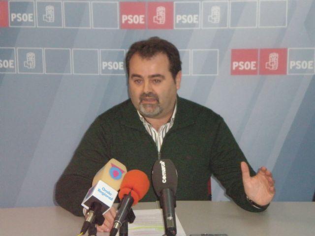 El PSOE de Lorca denunciará a la Comunidad Autónoma ante el Defensor del Pueblo si no llegan las ayudas retenidas a Lorca ya - 1, Foto 1