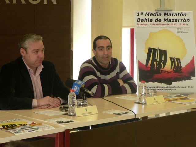 La I Media Maratón Bahía de Mazarrón se celebra este domingo - 1, Foto 1