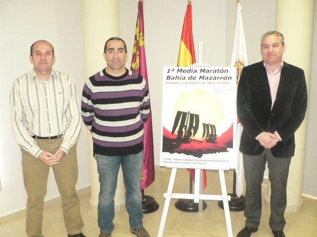 La I Media Maratón Bahía de Mazarrón se celebra este domingo - 2, Foto 2