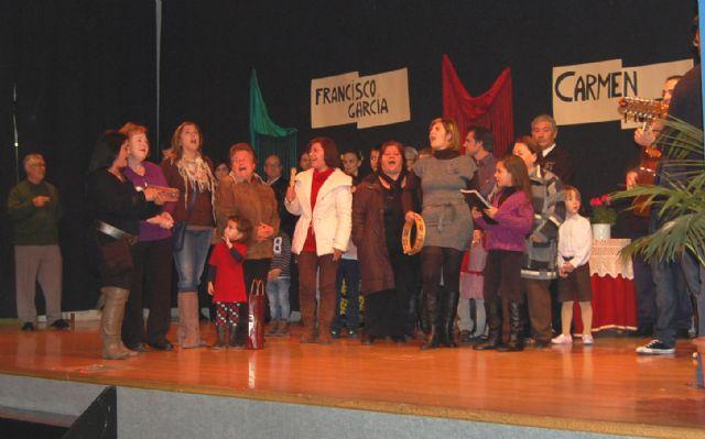 Los Hijos Adoptivos de Las Torres de Cotillas, homenajeados por el grupo Tejuba - 1, Foto 1