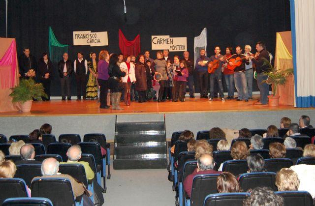 Los Hijos Adoptivos de Las Torres de Cotillas, homenajeados por el grupo Tejuba - 2, Foto 2