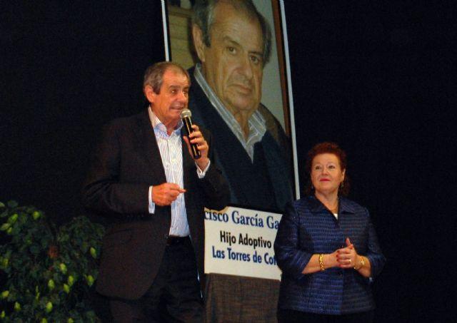Los Hijos Adoptivos de Las Torres de Cotillas, homenajeados por el grupo Tejuba - 3, Foto 3