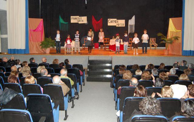 Los Hijos Adoptivos de Las Torres de Cotillas, homenajeados por el grupo Tejuba - 4, Foto 4