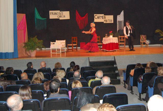 Los Hijos Adoptivos de Las Torres de Cotillas, homenajeados por el grupo Tejuba - 5, Foto 5