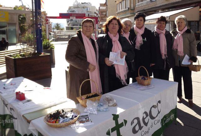 I semana contra el cáncer en Alcantarilla, bajo el lema Tú solidaridad nos da vida - 3, Foto 3