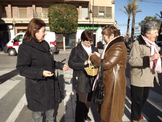 I semana contra el cáncer en Alcantarilla, bajo el lema Tú solidaridad nos da vida - 4, Foto 4