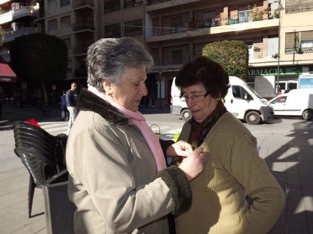 I semana contra el cáncer en Alcantarilla, bajo el lema Tú solidaridad nos da vida - 5, Foto 5