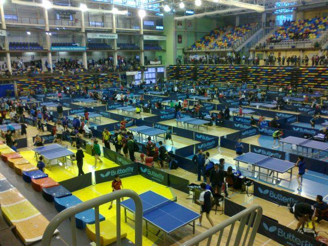Tenis de mesa. Resultados torneo estatal de Guadalajara. - 2, Foto 2