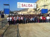 Más de 600 alumn@s participan en la carrera de cross de Deporte Escolar