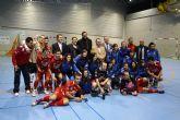 El Pozo Murcia y Roldan campeones de la final Copa Presidente FFRM, masculina y femenina, respectivamente