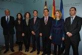 José Gabriel Ruiz tomó posesión como secretario general de la Delegación del Gobierno