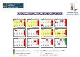 La Concejalía de Comercio ha presentado el calendario comercial 2012