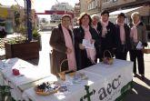 I semana contra el cáncer en Alcantarilla, bajo el lema 'Tú solidaridad nos da vida'