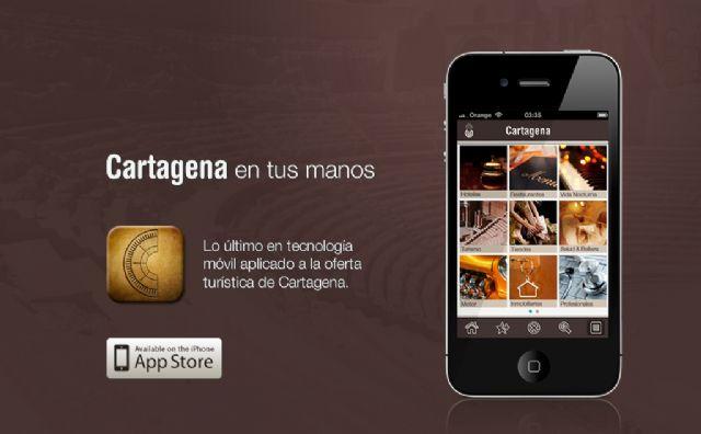 Lo último en tecnología móvil aplicada a la oferta turística de Cartagena - 1, Foto 1