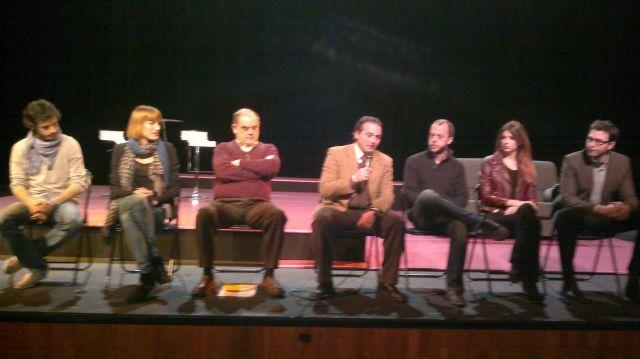 El trabajo de coproducción del TCM con compañías murcianas trae esta semana el estreno absoluto de Perversiones Sexuales en Chicago, de La Ruta Teatro - 1, Foto 1