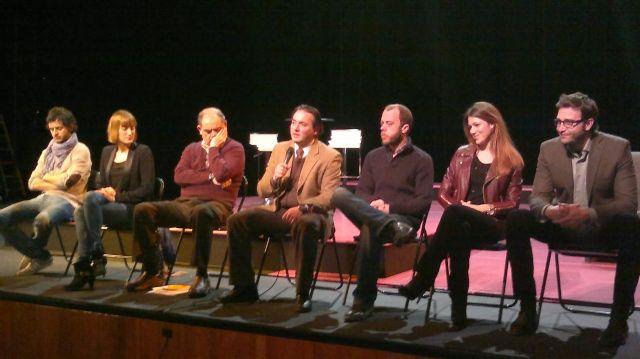 El trabajo de coproducción del TCM con compañías murcianas trae esta semana el estreno absoluto de Perversiones Sexuales en Chicago, de La Ruta Teatro - 2, Foto 2