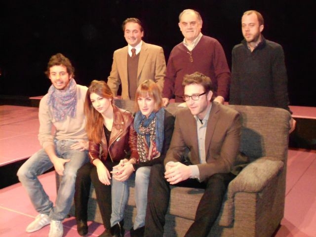 El trabajo de coproducción del TCM con compañías murcianas trae esta semana el estreno absoluto de Perversiones Sexuales en Chicago, de La Ruta Teatro - 3, Foto 3