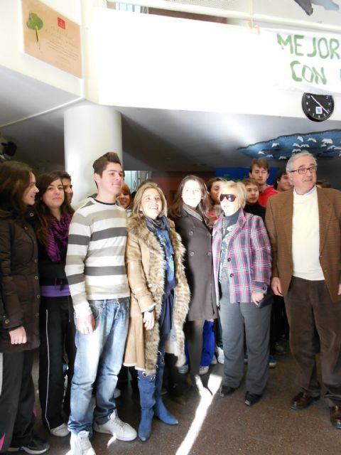 El Instituto de Educación Secundaria La Flota ya es Escuela Verde - 2, Foto 2