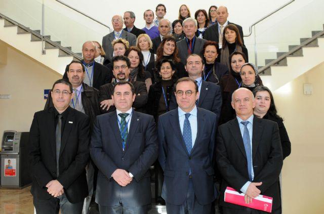 19 universidades preparan en Murcia un programa de movilidad entre el Norte de África y Europa - 1, Foto 1