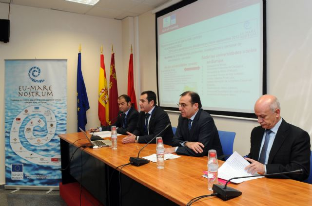 19 universidades preparan en Murcia un programa de movilidad entre el Norte de África y Europa - 2, Foto 2