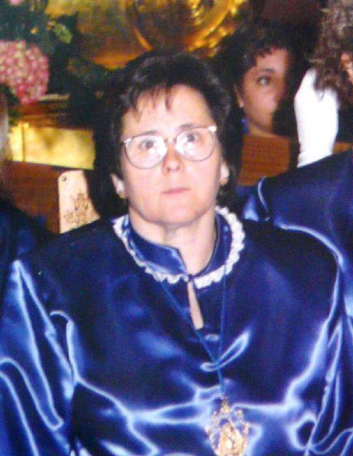 Designan Cofrade Mayor de la Semana Santa 2012 a Dña. Mari Carmen Yelo Salinas - 2, Foto 2