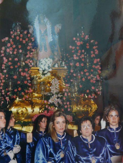 Designan Cofrade Mayor de la Semana Santa 2012 a Dña. Mari Carmen Yelo Salinas - 3, Foto 3