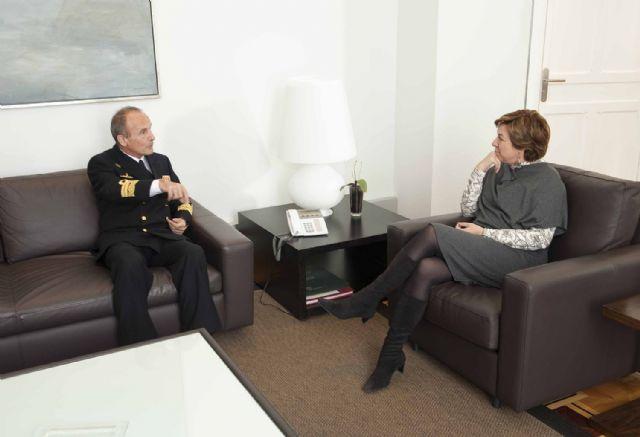 El nuevo almirante jefe del Arsenal se fija el reto de poner en marcha los nuevos submarinos de la serie S-80 - 3, Foto 3