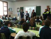 El Ayuntamiento de Lorca promueve la seguridad vial entre 2.075 estudiantes de Secundaria de todo el municipio