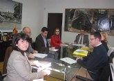 Presidencia coordina con el Ayuntamiento de Totana la adaptación del Plan de Ordenación Urbana a los criterios medioambientales