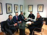 Reunión con el Instituto Nacional de las Artes Escénicas y de la Música