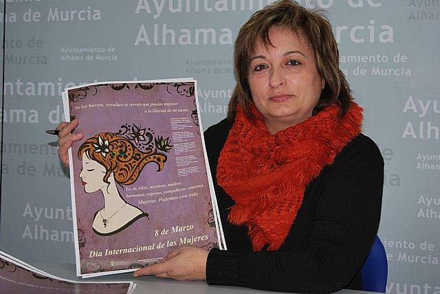 La Concejalía de la Mujer presenta el programa de actividades que conmemora el Día Internacional de las Mujeres, Foto 1