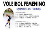 Santomera con el Voleibol femenino