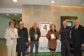 El Hospital de Molina y la AECC de Molina de Segura, juntos para prevenir el cáncer