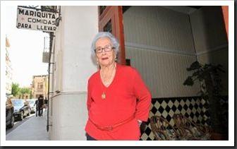 La alcaldesa de Totana propone iniciar el expediente de Hija Predilecta de la Ciudad a Mar�a Francisca Ros Fern�ndez, conocida como Mariquita, Foto 1